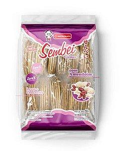 Biscoito Sembei Cookies Amendoim 260g Satsumaya