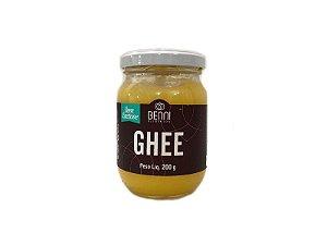 Manteiga Ghee Tradicional 200g Benni
