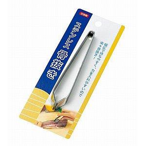 Pinça Japonesa para Tirar Espinha de Peixe 12cm