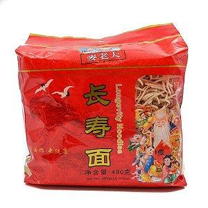 Macarrão Longevity Noodles 480g Mai Lao Da