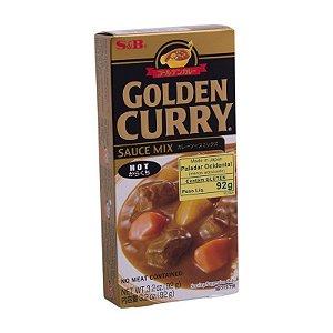 Golden Curry Karakuchi Forte 92g S&B