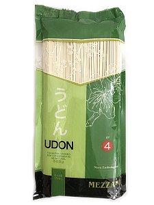 Macarrão para Udon nº4 Fino 500g Mezzani