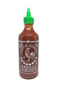 Molho de Pimenta Sriracha Hot Chili Sauce 482g