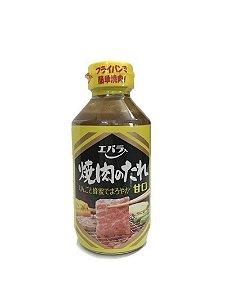 Molho para Yakiniku Tare 300g Ebara Amakuchi (Frasco Amarelo)