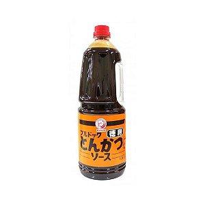 Molho Tonkatsu para Empanados Bull Dog 1,8 litros
