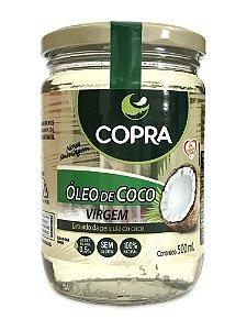 Óleo de Coco Virgem 500ml Copra