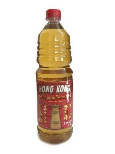 Óleo de Gergelim Natural 1 litro Hong Kong