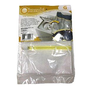 Rede Protetora de Roupas para Máquina de Lavar Tamanho G
