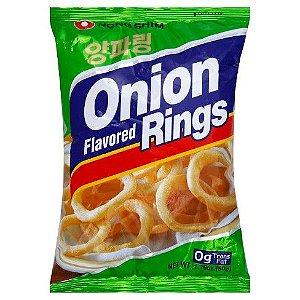 Salgadinho de Cebola Onion Rings 50g Nongshim