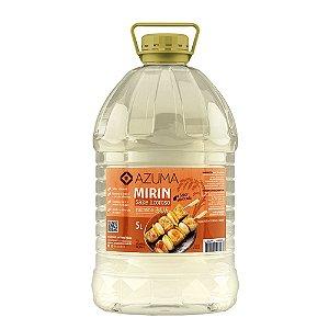 Saquê Licoroso Mirin para Uso Culinário 5 litros Azuma