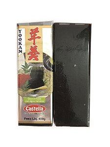 Yookan Doce de Feijão com algas marinhas 400g Castella