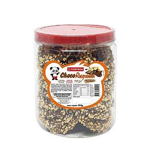 Rosquinhas de Chocolate com Amendoim Pote com 250g Satsumaya
