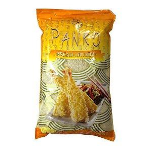 Farinha Panko Média para Empanar 1kg Ganesh