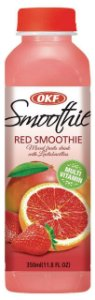 Bebida de Frutas Mistas Red Smoothie 350ml
