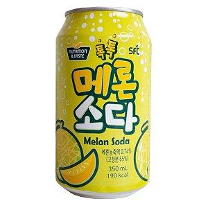 Bebida Gaseificada de Melão 350ml