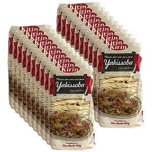 Macarrão para Yakisoba 500g Kirin - Caixa com 20 pacotes