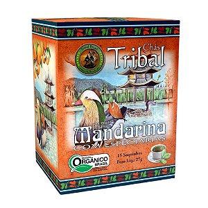 Chá Mandarina Com Especiarias - 15 sachês - Tribal Brasil