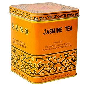 Chá de Jasmin em Lata 227g Fujian