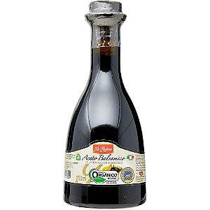 Aceto Balsâmico Di Modena Orgânico 250ml La Pastina