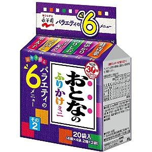 Furikake Pacote com 20 sachês Otona Mini 2