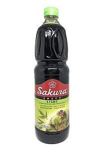 Molho de Soja Shoyu Light 1 litro Sakura