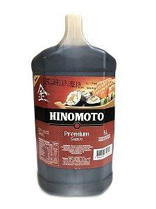 Molho de Soja Shoyu Premium 5 litros Hinomoto
