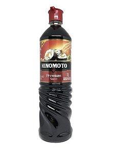 Molho de Soja Shoyu Premium 1 litro Hinomoto