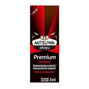 Molho de Soja Shoyu Premium 250 sachês Mitsuwa
