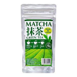 Matcha Chá Verde em Pó 70g Kawahara