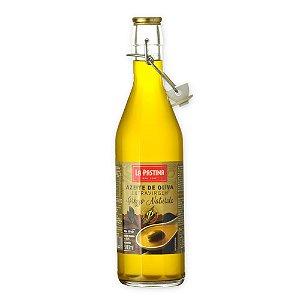 Azeite de Oliva Extravirgem Não Filtrado 500ml La Pastina