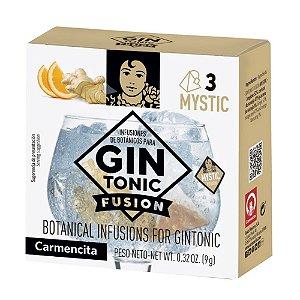 Infusão para Gin Tônica Sachê Mystic Carmencita