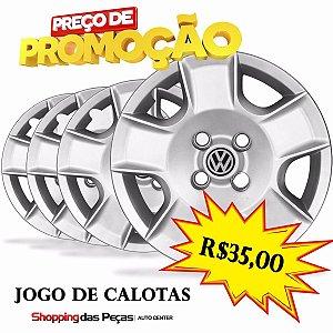 Jogo De Calota Automotiva Aro 14