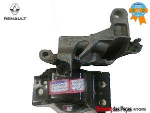 Kit Suporte + Coxim Motor Renault Sandeiro Logan 1.6 16v