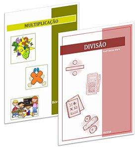 Kit 2 - Multiplicação e Divisão