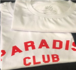 Paradis Club T-shirt (red)