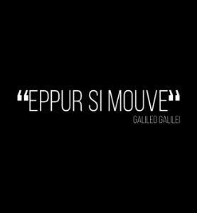 Eppur si mouve - by Liquid Man - tshirt