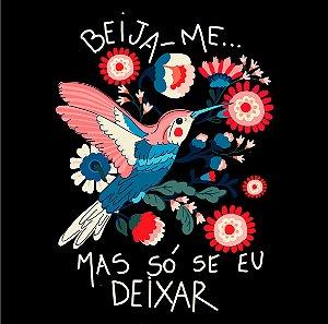 Beija Flor| t-shirt & babylook