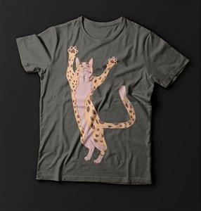 Gatito| t-shirt & babylook