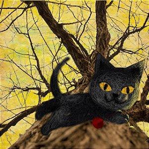 Ball of Woo  CAT Domination    #DanispallArt