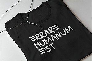 Errare Humanum Est| t-shirt & babylook