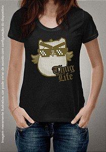 ThughLife   t-shirt & babylook