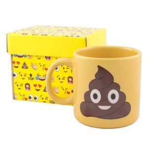 Caneca Divertida Emoji - Cocô