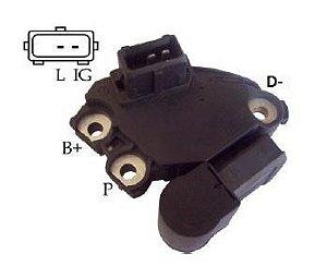 Regulador de Voltagem 325i 2001 à 2006 Sistema Valeo IK5325