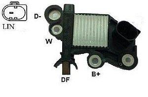 Regulador de Voltagem Sprinter CDI 311 415 515 2011> Motor OM651 Classe B