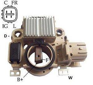 Regulador de Voltagem Honda New Fit Civic 2.0 2008 > Honda New Civic 2009