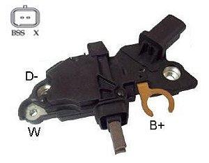 Regulador de Voltagem C3 C4 Pallas Picasso C5 C8 2.0 Peugeot 307 308 2.0 407 607 807 IK5322