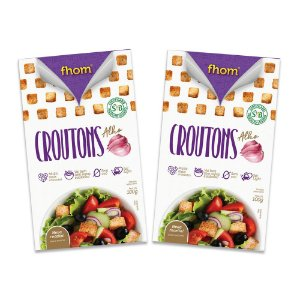 2 Croutons Alho 110g