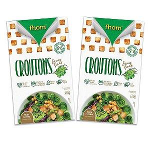 2 Croutons Ervas Finas 110g