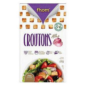 12 Crouton Alho 110g com 10% DESCONTO