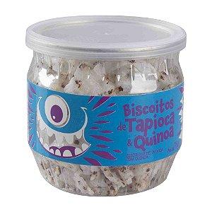 Mini Biscoito de Tapioca Quinoa kids